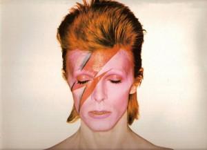 le génialissime Bowie
