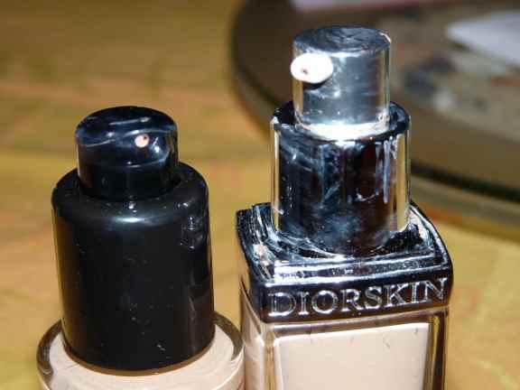 Dior Diorskin maquillage fond de teint