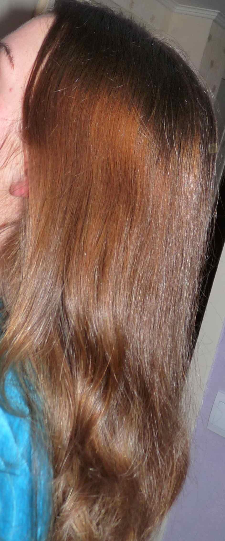 Lush retread rafistoleur après shampooing