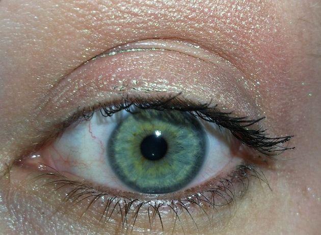 Maquillage trèèèèès léger d'une fin de journée