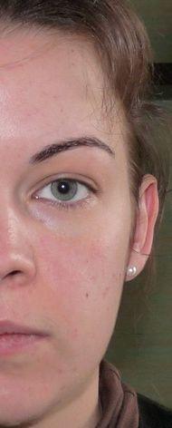 Une photo SANS make-up