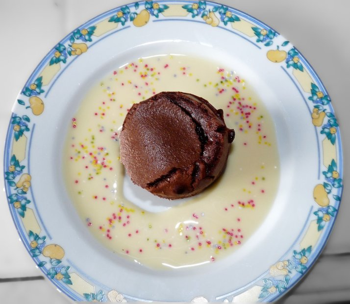 fondant chocolat recette coeur coulant Nutella facile rapide