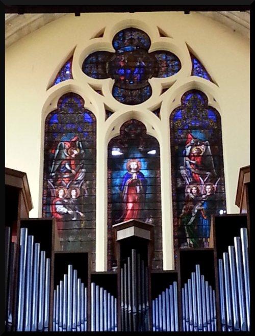 L'orgue majestueux