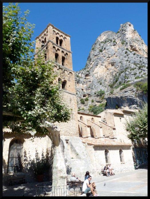 Var Verdon Moustiers Sainte marie tourisme