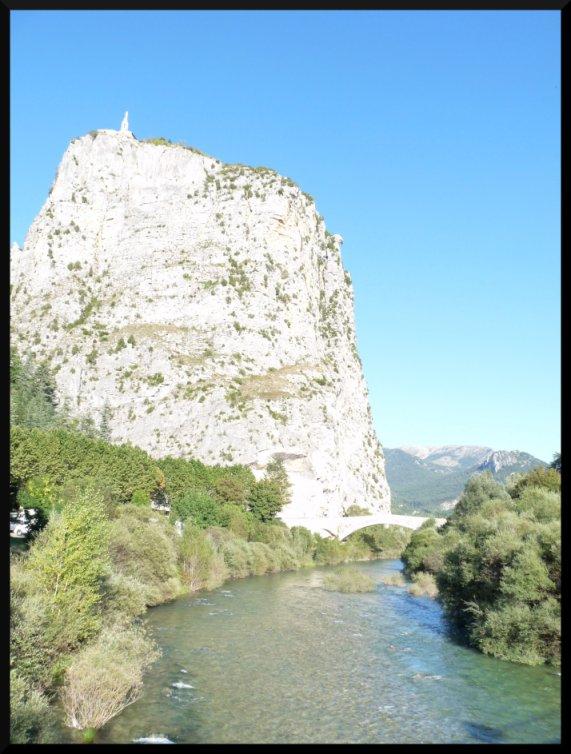 Le Verdon passe à Castellane
