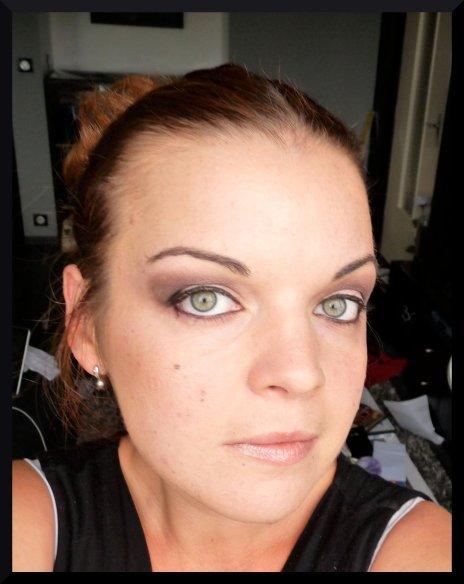 maquillage make-up sleek palette