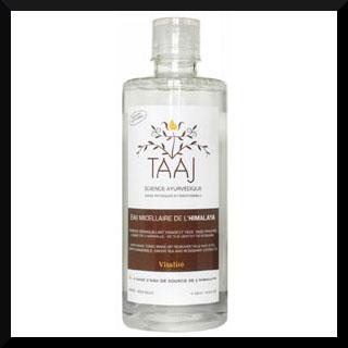 Taaj eau micellaire Himalaya