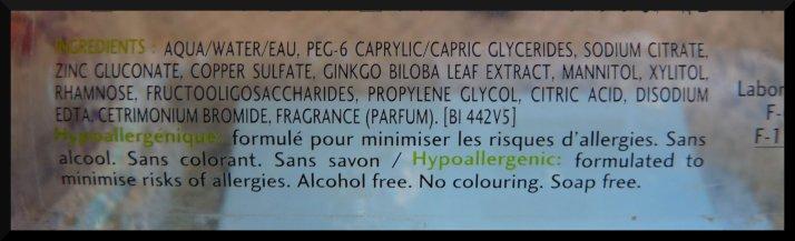 Bioderma Sebium H2O mixtes grasses eau micellaire
