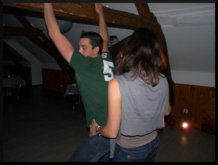 Des danses...improbables.