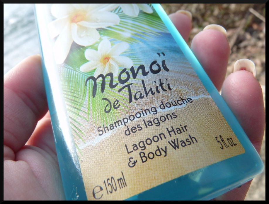 Yves rocher shampooing douche lagons monoï