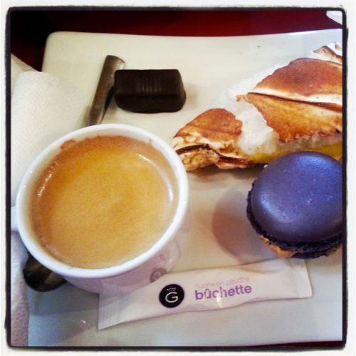 Le café gourmand de Villaret