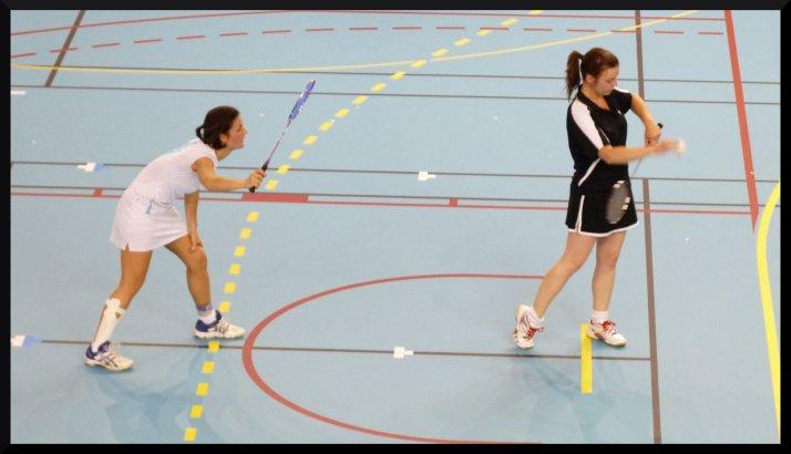 Au tournoi de Fontenay - juin 2012.