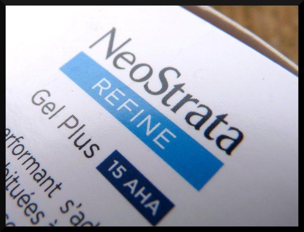 Neostrata gel plus AHA