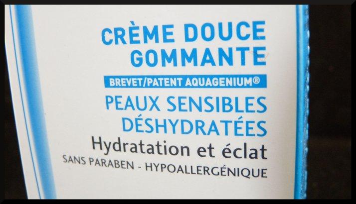 Bioderma hydrabio crème gommante douce
