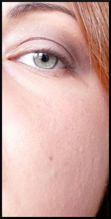 Zoom sur la peau