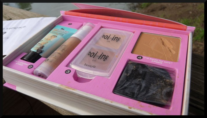 Benefit kit coffret maquillage how look best everything