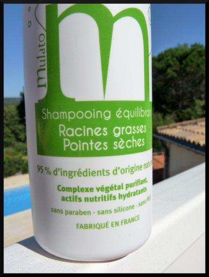 Mulato cosmetics shampooing équilibrant flow'air