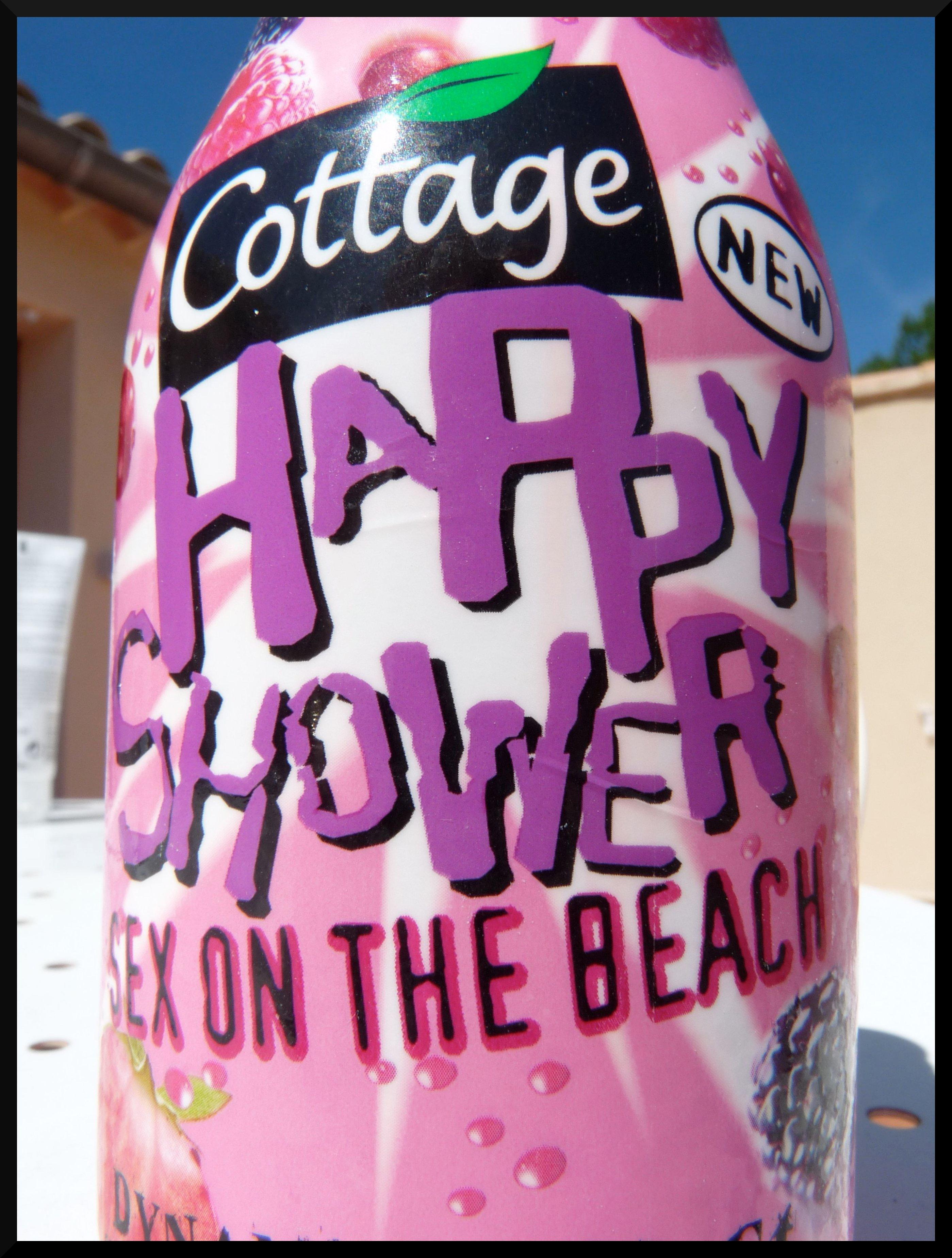 cottage gel douche happy shower sex beach
