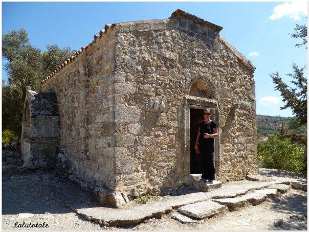 crète Phaestos Matala dakos