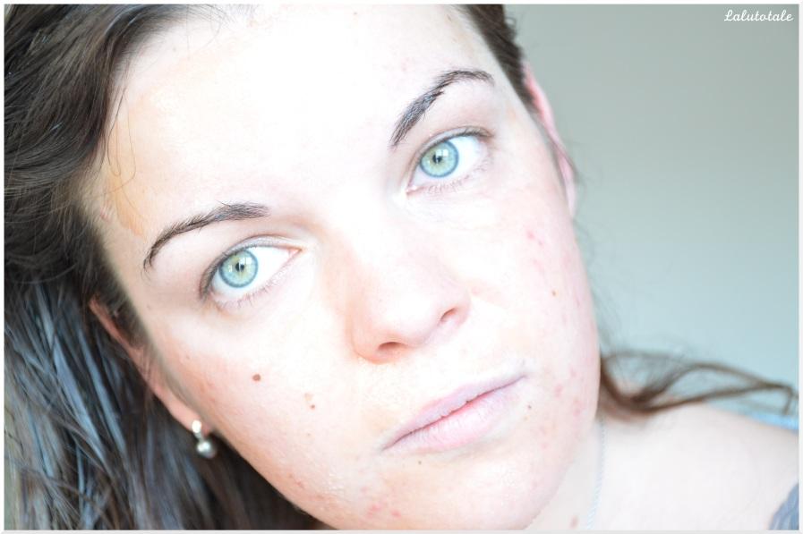 Cosmence re-fine pore masque film visage