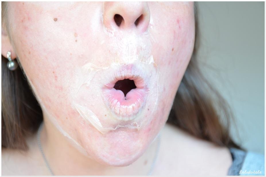 Cosmence re-fine pore masque film
