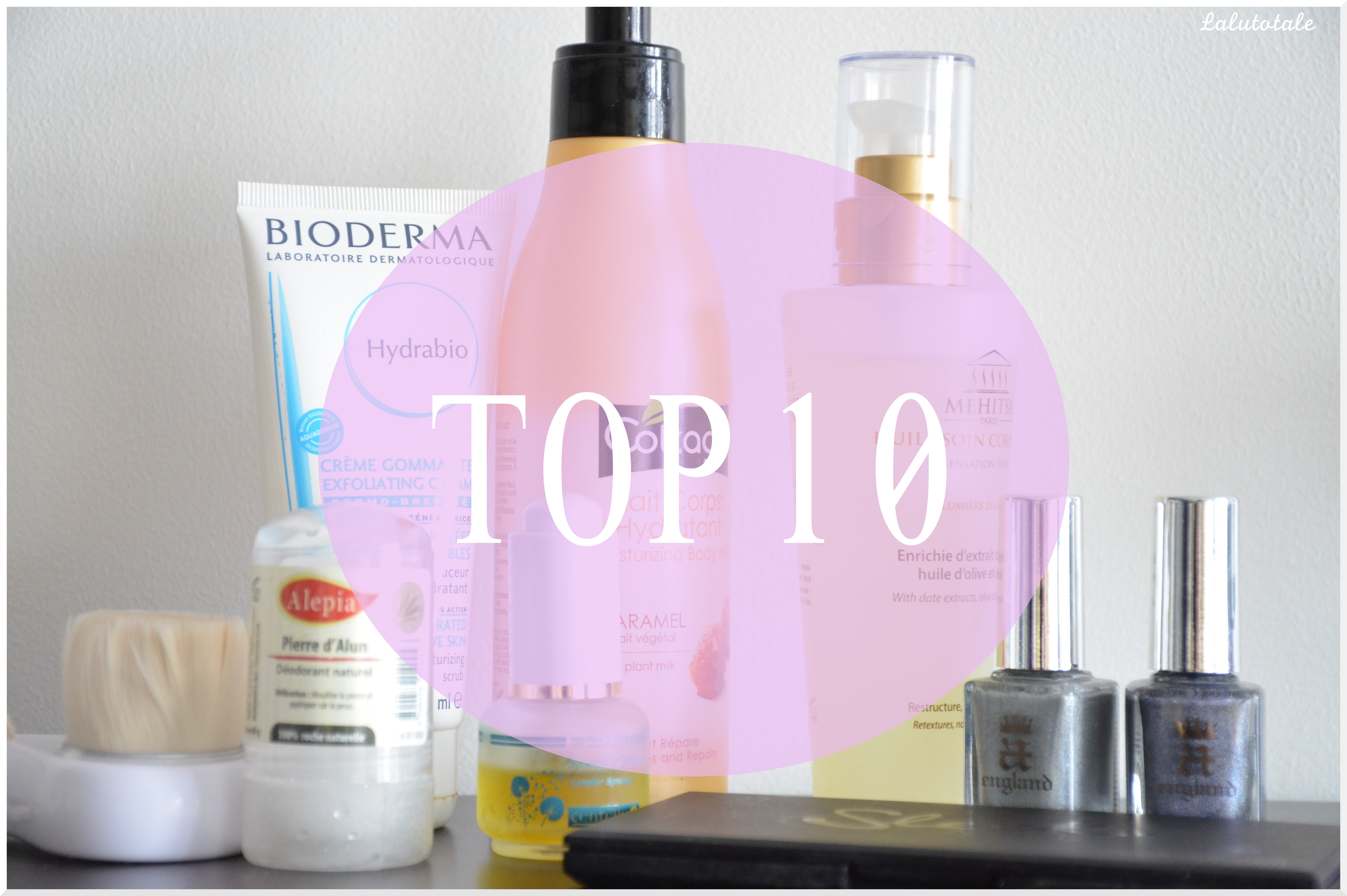 favoris année 2014 best of beauté cosmétiques
