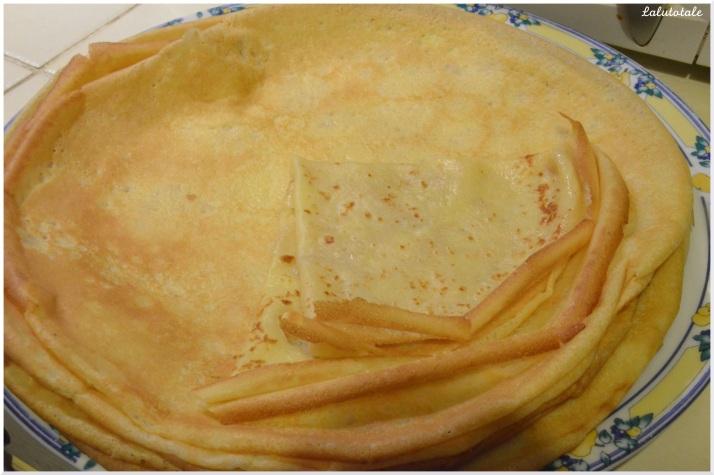 Crêpe bretonne Chandeleur recette rapide facile