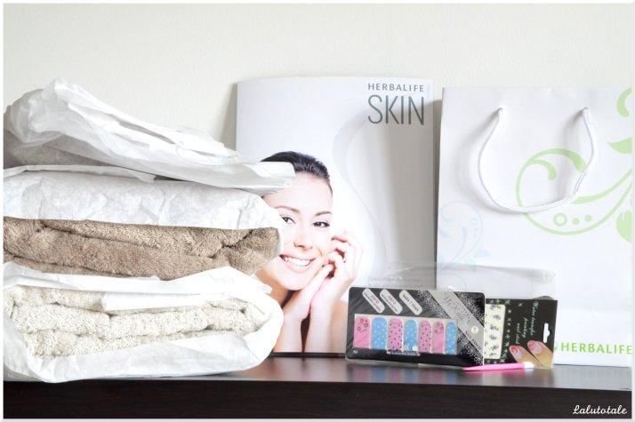 haul beauté produits cosmétiques mars 2015