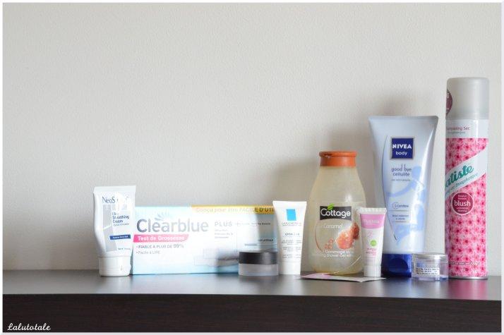 disparitions produits beauté février 2015